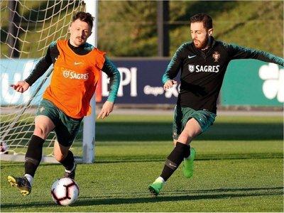 La selección de Portugal inicia su concentración, todavía sin Cristiano