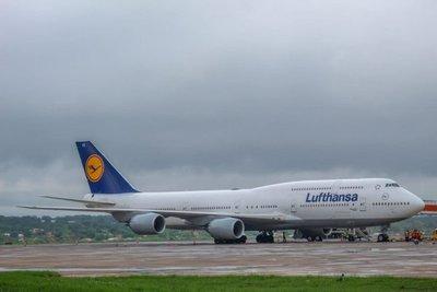 Aterrizaje forzoso de avión en Luque