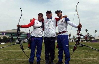 Paraguay obtiene medalla de plata en competencia de arco