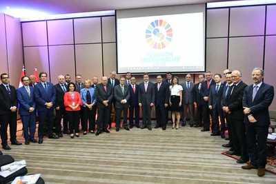 Gobierno presenta plan de gestión para avanzar hacia ODS 2030