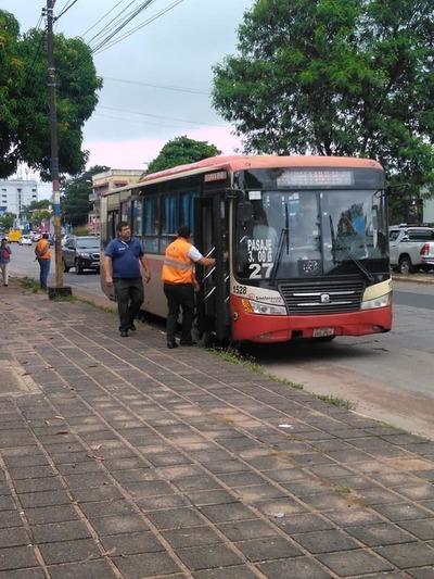 Sacan de circulación buses con más de 20 años de antigüedad