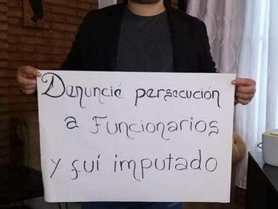 Villarrica: Denuncian persecución a enfermeros