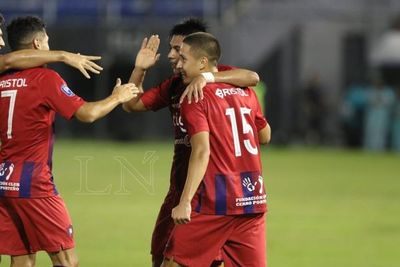 Ciclón de goles: Cerro opacó a Sol de América