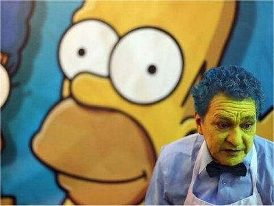 Creadores de Los Simpson celebrarán 30 aniversario de la serie en Tribeca
