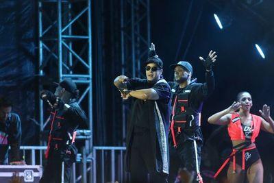 La noche de Daddy Yankee