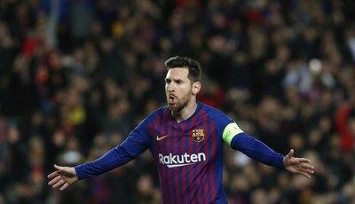 Universo infinito de Messi