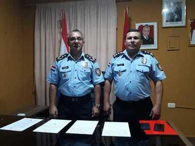 Asumió ayer nuevo director de Policía del Alto Paraná