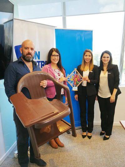 Pasfin continúa con su apoyo a la educación