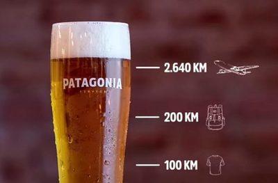 Bariloche queda a unas cervezas de distancia
