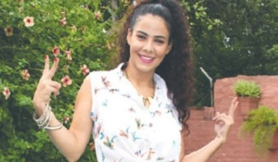Lo que hará Navila Ibarra con las ropas de su bebé