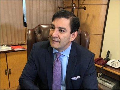 """""""En Senado no hay números para destituir al contralor"""", dice Ovelar"""