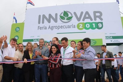 Feria Agropecuaria contribuye a potenciar el sector mediante la tecnología e innovación