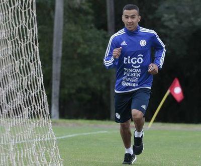 Selección nacional se prepara para el duelo contra Perú