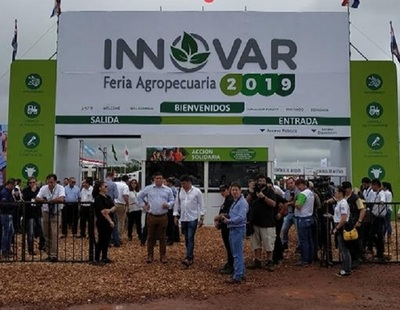 Arranca tercera edición de la feria agropecuaria Innovar