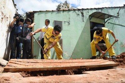Investigan restos óseos hallados en Asunción – Prensa 5