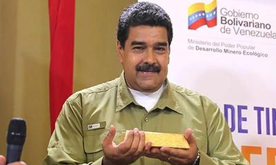 Estados Unidos sancionó a la compañía minera del régimen chavista que maneja el oro venezolano – Prensa 5