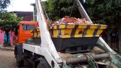 MADES presenta sumario contra empresa que habría vertido sus residuos en el Mburicaó