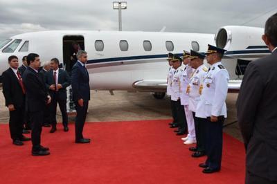 Jefe de Estado participará de Conferencia de Alto Nivel de la ONU en Argentina