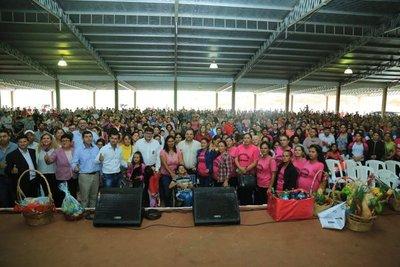 Tekoporã beneficia a familias de Yguazú y Minga Guazú