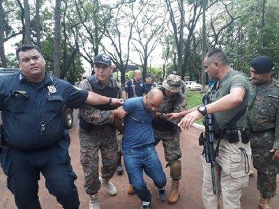 Clonador de tarjetas se fuga del calabozo policial y es recapturado