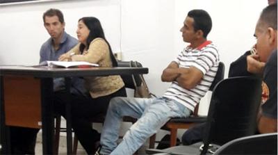 Responsables de varios casos de hurto en San Alberto pasarán 4 años en prisión