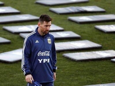 Kannemann habla de la presión de Messi