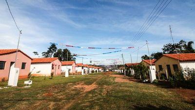 Ministerio de la Vivienda recupera más de Gs. 1.100 millones por obras inconclusas
