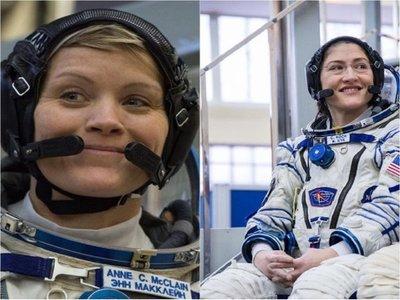 NASA espera que caminata solo de mujeres inspire a nuevas generaciones
