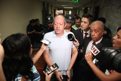 Jueza suspendió la audiencia preliminar de Gerardo Stadecker