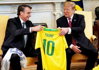 EE.UU. propone a Brasil estudiar su inclusión como miembro de la OTAN