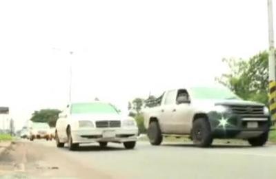 Aclaran dudas sobre cobro de multas en Autopista Ñu Guazú