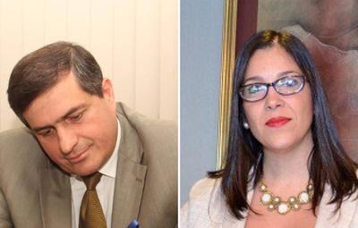 """Aghemo y Fernández solo hablan con la """"prensa amiga"""""""