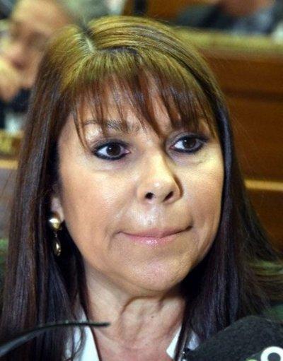 Diputada dice que no votó a favor de Cartes