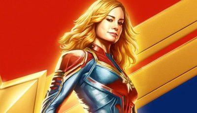 Casi 80 mil personas ya vieron Capitana Marvel en el país