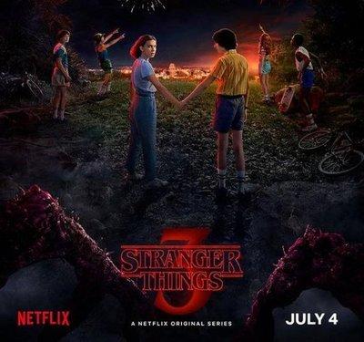 "Netflix lanza tráiler de ""Stranger Things 3"""