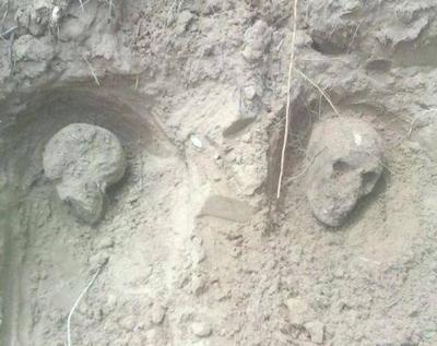 HOY / Dudan que restos óseos sean de víctimas stronistas