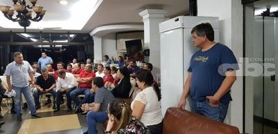 Elecciones CDE: Velázquez pidió a funcionarios usar estructura de Itaipú