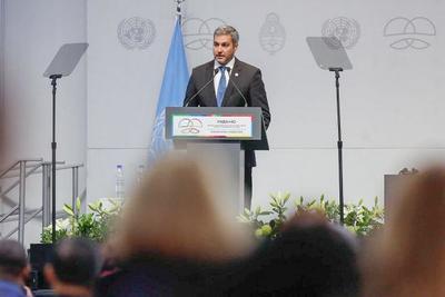Ante conferencia regional de la ONU, Paraguay ratifica importancia de la cooperación para encarar desafíos