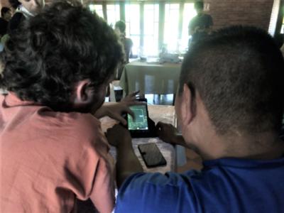Infona presenta a productores del Chaco plataforma de monitoreo antideforestación