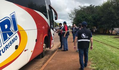 Sancionan y notifican a extranjeros en situación irregular en Alto Paraná