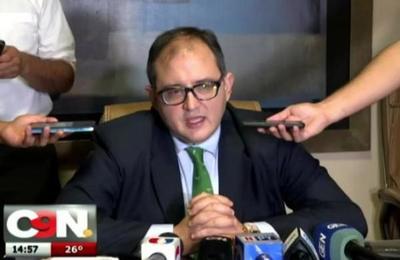 Habló el abogado de Javier Zacarías Irún