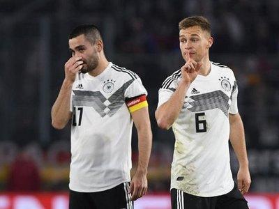 La nueva Alemania no pasa de un empate ante Serbia