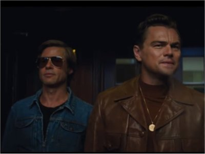 Tarantino revela primer tráiler de Once Upon a Time in Hollywood