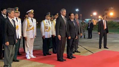 Mandatario retornó al país tras participar de Conferencia de Alto Nivel de la ONU