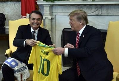 La visita de Bolsonaro a Trump: ¿Victoria diplomática o sumisión ideológica?