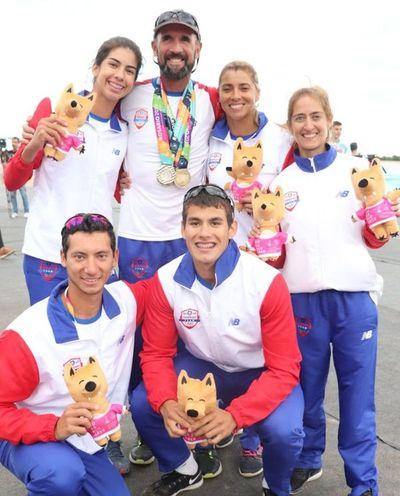 Paraguay goza histórica 1ª medalla de oro
