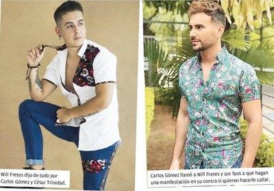 """¡SE FUE TODITO RA'E! Will Fretes trató de """"maricón"""" y de """"idiota"""" a panelistas de TV"""