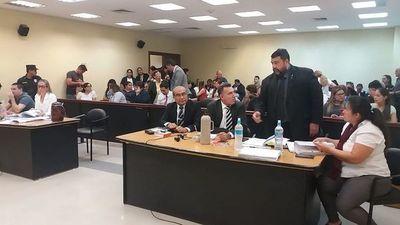Asesino de docente recibe condena de 25 años