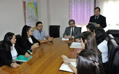 Municipalidad de Tavapy dispondrá local para que opere Juzgado de Paz