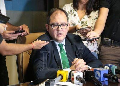 Zacarías Irún ampliará acción de nulidad contra su imputación
